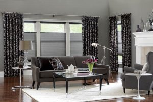 pleated shades graber